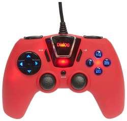 ms gamepad dialog gp-m24 red