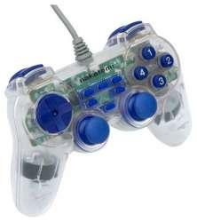 ms gamepad dialog gp-f10el blue