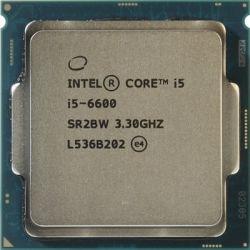 cpu s-1151 core-i5-6600 oem