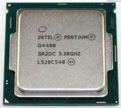 cpu s-1151 pentium-g4400 oem