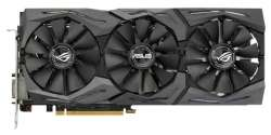 vga asus pci-e rog-strix-gtx1070-8g-gaming 8192ddr5 256bit box