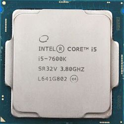 cpu s-1151 core-i5-7600k oem