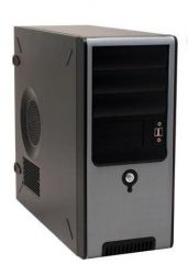 discount case inwin c583t black-silver bez bloka used