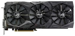 vga asus pci-e strix-rx580-o8g-gaming 8192ddr5 256bit box