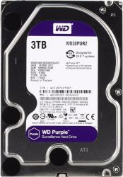 hdd wd 3000 wd30purz sata-iii server