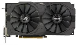 vga asus pci-e strix-rx570-o4g-gaming 4096ddr5 256bit box