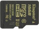 flash microsdhc 16g class10 uhs-1 kingston sdcg-16gbsp