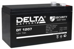 ups battery alfa dt1207 12v 7ah