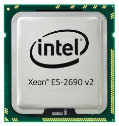 discount serverparts cpu s-2011 xeon e5-2690v2 used