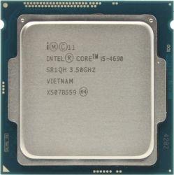 discount cpu s-1150 core-i5-4690 oem used