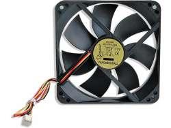 cooler gembird fancase3 120x120x25