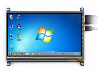 arduino module display lcd touch 1024x600 7inch raspberry pi